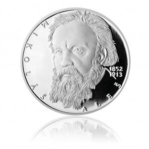2013 -Stříbrná mince 1 NZD Mikoláš Aleš
