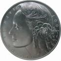 2007 - Pamětní stříbrná mince Jarmila Novotná, b.k.