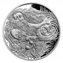 2021 - Stříbrná medaile Jizerské hory a Muhu - Strážci Českých hor
