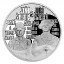 2021 - Stříbrná medaile SEMAFOR Jiří Šlitr a Jiří Suchý