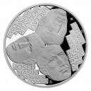 2021 - Stříbrná medaile Tři králové - Národní hrdinové