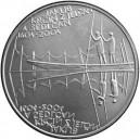 Pamětní stříbrná mince Jakub Krčín z Jelčan - Proof