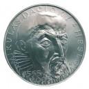Pamětní stříbrná mince Mikuláš Dačický z Heslova - Proof