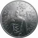 2006 - Pamětní stříbrná mince Vymření Přemyslovců po meči, Proof
