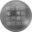 Pamětní stříbrná mince Vstup ČR do EU - Proof