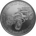 2005 - Pamětní stříbrná mince Automobil Mladá Boleslav, b.k.