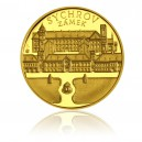 2011 - Zlatá medaile Zámek Sychrov, Au 1/4 Oz