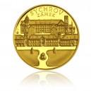 2011 - Zlatá medaile Zámek Sychrov, Au 1 Oz