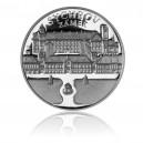 Stříbrná medaile Zámek Sychrov