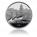 Stříbrná medaile Zámek Český Krumlov