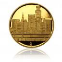 2010 - Zlatá medaile Zámek Hluboká, Au 1 Oz