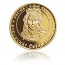 2010 - Zlatý Dvoudukát České republiky, Au 1/4 Oz