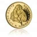 2010 - Zlatý Dukát k narození dítěte, Au 1/10 Oz