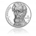 Stříbrná medaile Abraham Lincoln