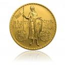 Zlatý 40 dukát Břetislav I.