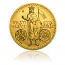 Zlatý 100 dukát Vratislav II.