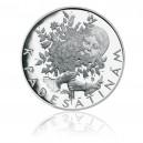 Stříbrná medaile k životnímu jubileu 50 let