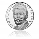 Stříbrná medaile Jan Janský