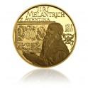 Zlatá medaile Jiří Melantrich z Aventina - Au 1/2 Oz