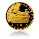 2012 - Zlatý Dukát k narození dítěte - Au 1/10 Oz