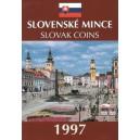 Sada oběžných mincí Slovenské republiky 1997