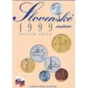 Sada oběžných mincí Slovenské republiky 1999
