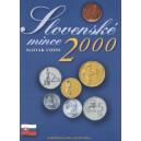 Sada oběžných mincí Slovenské republiky 2000