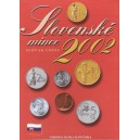 Sada oběžných mincí Slovenské republiky 2002