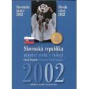 Sada oběžných mincí Slovenské republiky 2002 - MS v hokeji