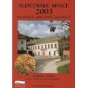 Sada oběžných mincí Slovenské republiky 2003