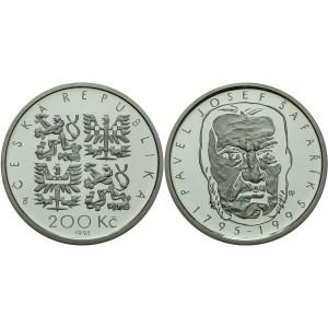 Pamětní stříbrná mince Pavel Josef Šafařík - Proof