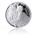 2012 - Stříbrná pamětní medaile k výročí Dany a Emila Zátopkových