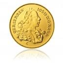 2012 - Zlatá Replika dukátu Josefa II. - Au 1/10 Oz