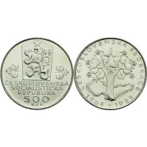 20. Výročí českolovenské federace - Proof
