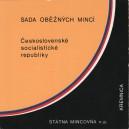 Sada oběžných mincí ČSSR 1987