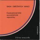 Sada oběžných mincí ČSSR 1989