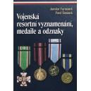 Vojenská resortní vyznamenání, medaile a odznaky -
