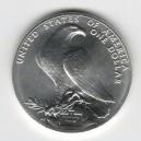 Stříbrná pamětní mince 1984 Olympic Dollar/S., b.k.