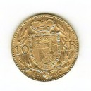 Zlatá mince Lichtenštejnsko 10 Koruna 1900