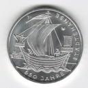 Stříbrná pamětní mince Hanzovní města 2006, b.k.