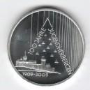 Stříbrná pamětní mince Hostely 2009, b.k.