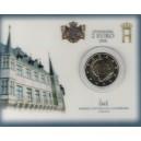 2 Euro Lucembursko 2006