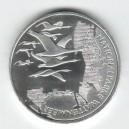 Stříbrná pamětní mince Národní park Wattenmeer 2004, b.k.