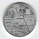 Stříbrná pamětní mince Průmyslová oblast Ruhrgebiet 2003, b.k.