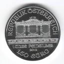 Stříbrná investiční mince Wiener Philharmoniker 2012 - 1 Oz