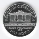 Stříbrná investiční mince Wiener Philharmoniker 2013 - 1 Oz
