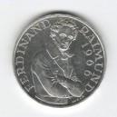 Stříbrná pamětní mince Ferdinand Raimund 1966, Proof
