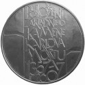 2007 - Stříbrná pamětní mince Karlův most, Proof