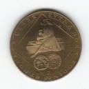 Kutná Hora - odražek 2 dukátové medaile