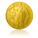 2013 - Zlatá investiční mince 100 NZD 40dukát Bořivoje I.